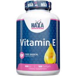Haya Labs Haya Vitamin E 400 Iu - 100 Softgels