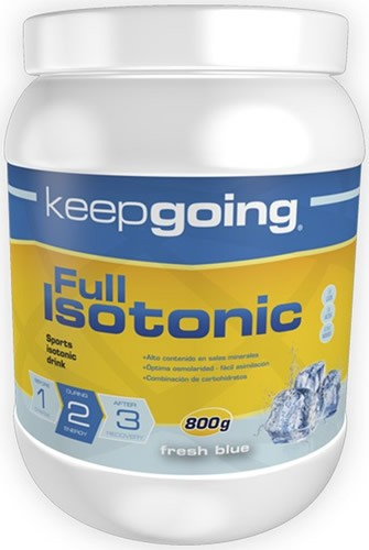 KeepGoing Full Isotonic 800 gr