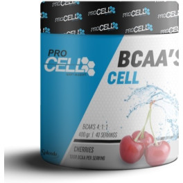 Procell  Bcaa's Cell 400 Gr