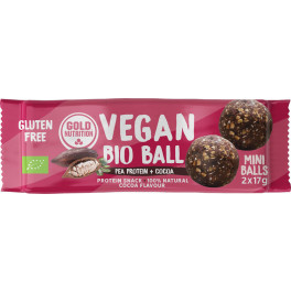 Gold Nutrition Vegan Bio Protein Ball 34 gr