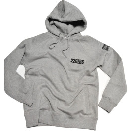 226ERS Corporate Hooded Sudadera Con Capucha Gris