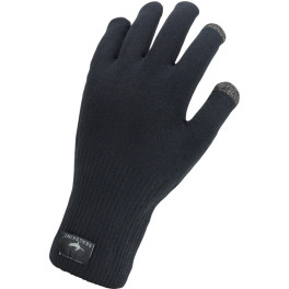 Sealskinz Guantes All Weathr Impermeables Ultra Grip Negro