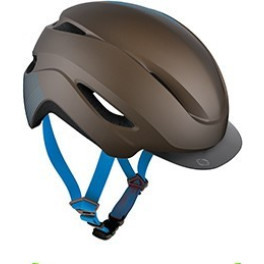 Rudy Project Central Brown Sky (matte) Visor + Pads + Bug Stop Incl.