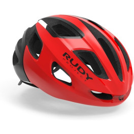Rudy Project Strym Red (shiny) Free Pads + Bug Stop Incl.