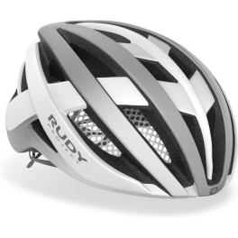 Rudy Project Venger Road  White - Silver (matte) Free Pads + Bug Stop Incl.