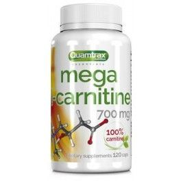 Quamtrax Essentials Mega L-Carnitina 120 caps