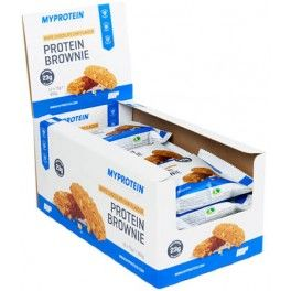MyProtein Protein Brownie 12 galletas x 75 gr