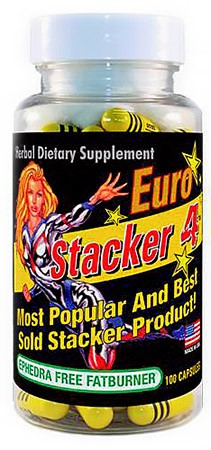 Stacker 2 Euro Stacker 4 100 caps