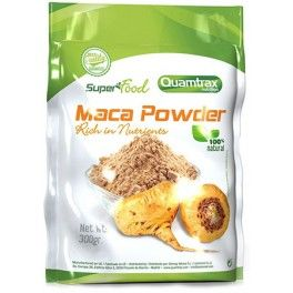Quamtrax SuperFood Maca Powder 300 gr