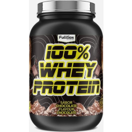 Fullgas 100% Whey Protein Concentrate Chocolate 1,8kg Sport