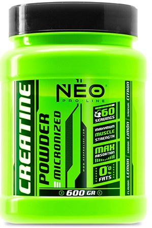 NEO ProLine Creatina Powder 600 gr