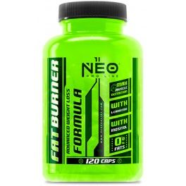 NEO ProLine Fat Burner 120 caps Quemagrasas