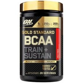 Optimum Nutrition Gold Standard BCAA Train + Sustain 266 gr