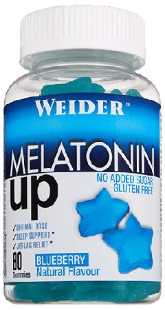 Weider Melatonin Up 60 Gominolas