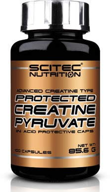 Scitec Nutrition Protected Creatina Pyruvate 100 caps