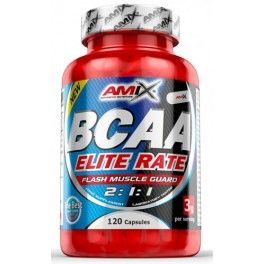 Amix BCAA Elite Rate 120 caps