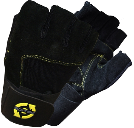 Scitec Guantes Yelow Style
