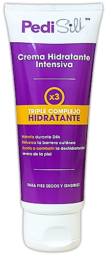 PediSilk Crema Hidratante Intensiva 100 ml