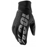 100% Hydromatic Brisker Gloves Black Md