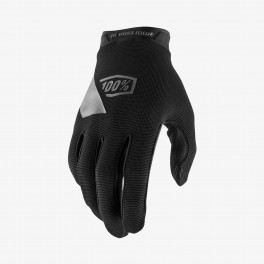 100% Ridecamp Youth Glove Black