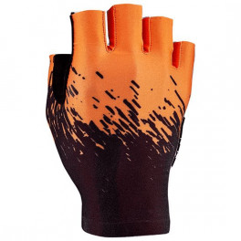 Supacaz Supag Short Glove Black/neon Orange