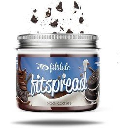 Fitstyle Fitspread Black Cookies 200g