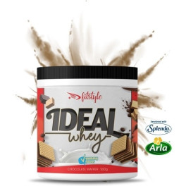 Fitstyle Ideal Whey Chocolate Waffer 500g