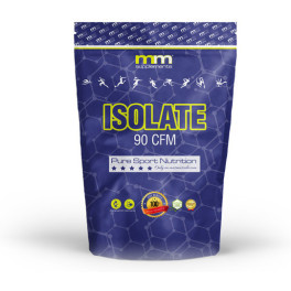Mmsupplements Isolate 90 Cfm - 500 G - Mm Supplements - (chocolate Intenso)