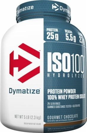 Dymatize ISO 100 Hydrolyzed 2,3kg NEW