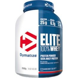 Dymatize Elite 100% Whey Protein 2,1 kg NEW