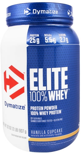 Dymatize Elite 100% Whey Protein 907 gr NEW