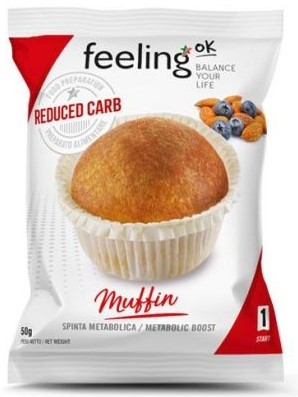FeelingOk Muffin Start Natural 50 gr