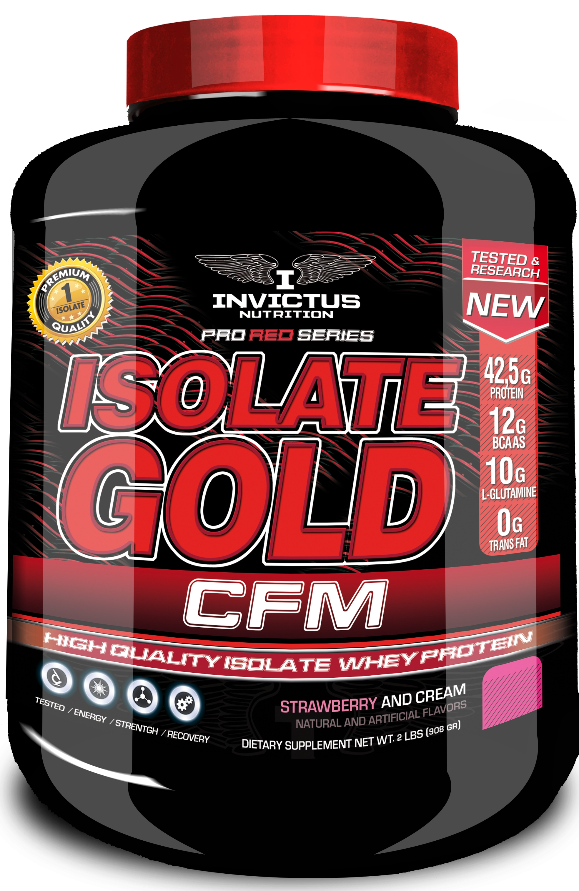 Invictus Nutrition Isolate Gold 2 kg