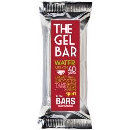 Push Bars The Gel Bar - Energy Booster 1 barrita x 40 gr