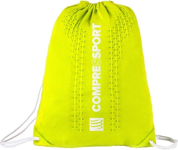 Compressport Mochila Endless Amarillo Fluor