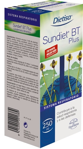 Dietisa Sundiet BT Plus 250 ml