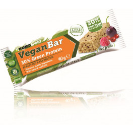 NamedSport Vegan Protein Bar 24 barritas x 40 gr