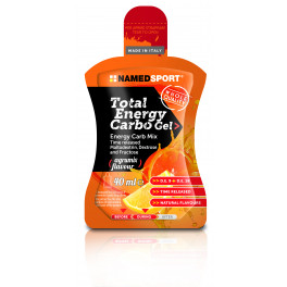 NamedSport Total Energy Carbo Gel 24 geles x 40 ml
