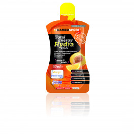 NamedSport Total Energy Hydra Gel 32 geles x 50 ml