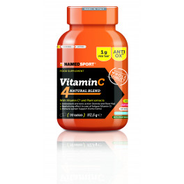 NamedSport Vitamin C 4 Natural Blend 90 caps