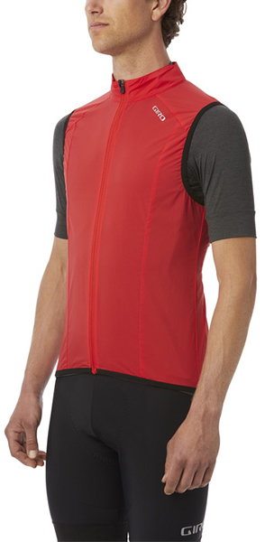 Giro Chrono Expert Wind Vest Ss19 Bright Red M
