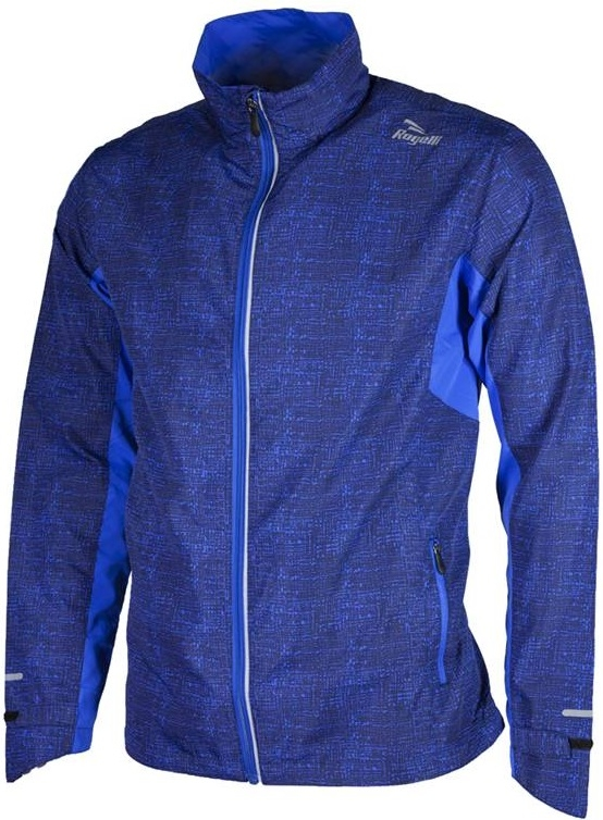 Rogelli Chaqueta Badger Men's Running Azul