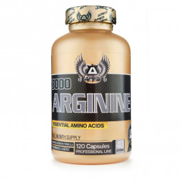 Ares Nutrition 3000 Arginine 1000 Mg 120 Caps