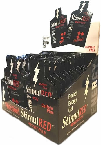 Nutrisport Stimul Red Express 12 geles x 30 ml