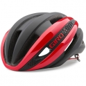 Giro Casco Synthe Rojo Brillo - Negro Mate