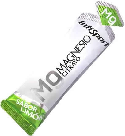 InfiSport MG Magnesio Citrato 1 gel x 40 gr