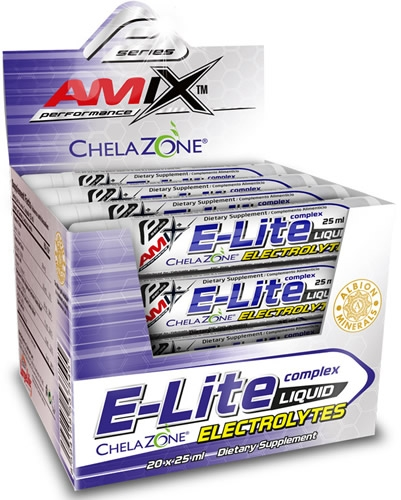 Amix Performance E-Lite Electrolytes Liquid 20 viales x 25 ml