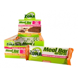 EnerZona Meal Bar 40-30-30 Pack 20 Barrritas x 58 gr