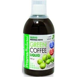 Prisma Natural Green Coffee Liquid 500 ml