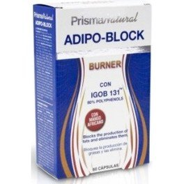 Prisma Natural Adipo Block Burner 60 caps